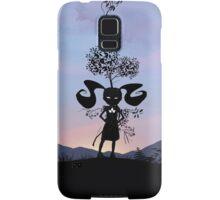 Poison Ivy Kid Samsung Galaxy Case/Skin