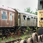 Rusting away. by Sneeze82