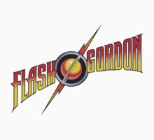 Flash Gordon Logo by Buleste