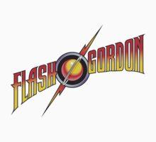 Flash Gordon Logo by Buleste