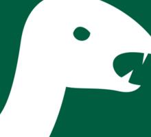 Dinosaur Family Crest: Heterodontosauridae Sticker