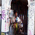 Graffiti Archway by phil decocco