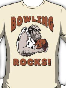 Bowling Rocks Bowling T-Shirt T-Shirt