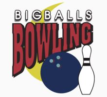 Big Balls Bowling T-Shirt by SportsT-Shirts