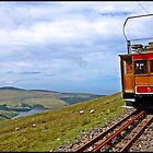 Snaefell Views towards Peel Isle of Man by youmeus