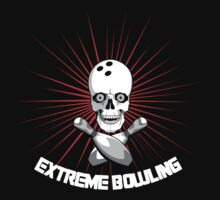 Extreme Bowling T-Shirt by SportsT-Shirts