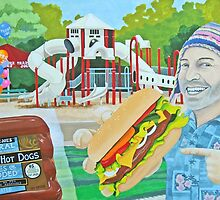 Mural - Chesterfield Park by AnnaAsche