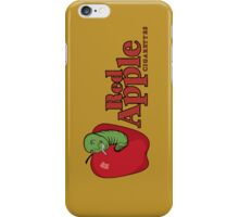 RED APPLE CIGARETTES!! iPhone Case/Skin