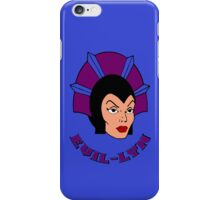 EVIL-LYN! iPhone Case/Skin