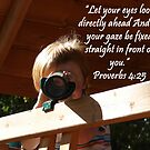 &quot;Proverbs 4:25&quot;  by Carter L. Shepard by echoesofheaven