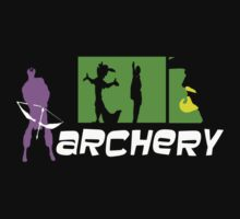 Archery by riotface