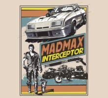 Mad Max Interceptor by theycutthepower