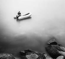 Fisher Man by Özkan Konu
