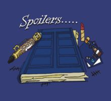 Spoilers..... by DamoGeekboy