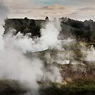 Craters of the Moon by eclectic1