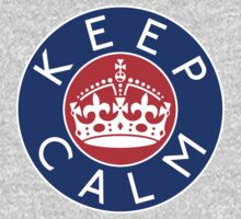 KEEP CALM ROUNDEL iii by GraceMostrens
