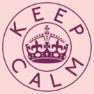 KEEP CALM ROUNDEL vii by GraceMostrens