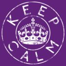 KEEP CALM ROUNDEL ix by GraceMostrens