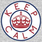 KEEP CALM ROUNDEL xii by GraceMostrens