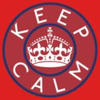 KEEP CALM ROUNDEL xv by GraceMostrens