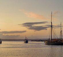 Toward open water by shalisa