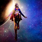 Supergirl 1 by Jeff Zoet
