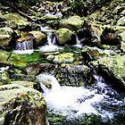 Waterfall by kendlesixx