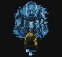 Breaking Bad by CrosbyDesign