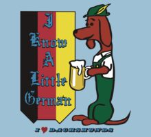 I Know  a Little German by Rich Anderson