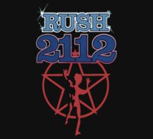 Rush 2112 by dopefish