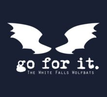 Wolfbats Go For It! by pabucast