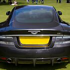 Aston Martin DBS by Tony Reed