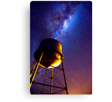 Cooking up Stars Canvas Print