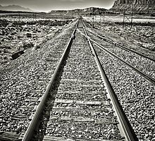 Desert Tracks by Philip Kearney