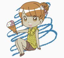 love ice cream <3 Kids Clothes