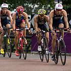 London 2012 Triathlon, Hyde Park - Brownlee Boys Day Out!!! by Cliff Williams