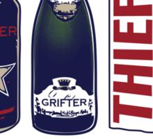 We Provide... Beverage Sticker
