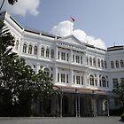 Raffles Hotel by robigeehk