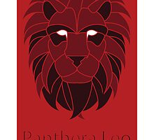 Panthera leo by FiniDomenico