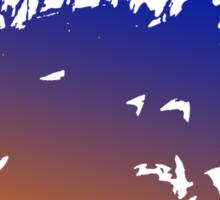 Bat Country Sticker
