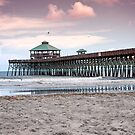 Edwin S. Taylor Pier -Folly Beach by torib