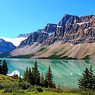 Bow Lake 2012 by Vickie Emms