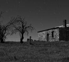 Murray Town Homestead Ruin by pablosvista2