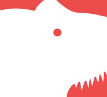 Dinosaur Family Crest: Abelisauridae Sticker