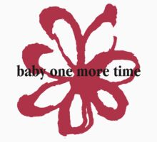 Britney Spears Baby One More Time tshirt by Druhan  Parker