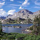 Island Lake by Paul Magnanti
