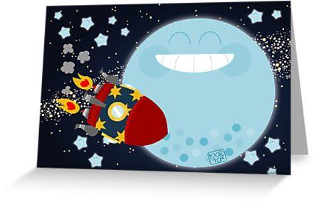 Le Voyage dans la Lune by alapapaju
