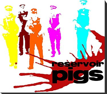 Reservoir Pigs (PC *colour*) by Mother Shipton