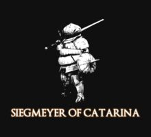 Siegmeyer of Catarina (Onion Knight) by TwinMaster