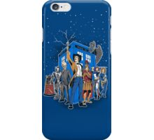 Masters of the Whoniverse iPhone Case/Skin